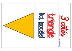 CM-Géométrie-Les polygones-Flashcards - laclassebleue