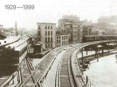Second Avenue Subway in the 1920s