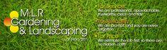 MLR Garden Services Cardiff | Gardening Based in Penarth | Sully | Dinas Powys | Barry | Cowbridge | Cardiff | Llantrisant | Llandaff | Bridgend | Pontcanna | Llandough | Whitchurch, Cardiff | The Vale of Glamorgan & South Wales, UK