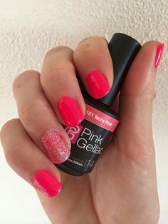 hared Demelza van der Veer-Leliveld's photo. Zoals vele andere dames ook heeeeel erg blij met mijn Ibiza pink nag...