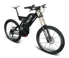 Conway e-Rider. Electric Mountain Bicycle. €6000