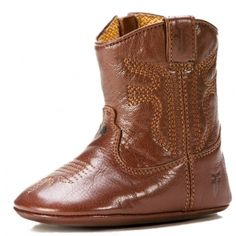 Frye boots--for babies! So cute!