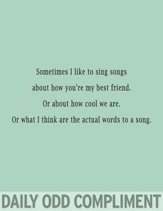 """""""Sing Songs"""""""