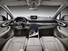 2016 Audi Q7 - interior