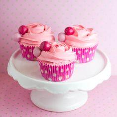 Objetivo: Cupcake Perfecto. Los mejores cupcakes del mundo. Son obras de arte!!