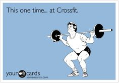 Funny crossfit-motivation