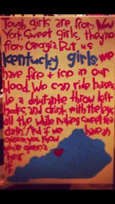Kentucky girls