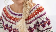 Ravelry: Scandi jumper pattern by Simone Francis Simply Crochet 24