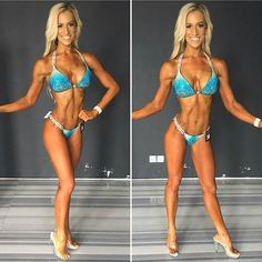 Glam Fit offer a unique range of quality, ready-to-wear and custom fitness competition bikinis for bodybuilders and fitness models. Handmade in Australia.