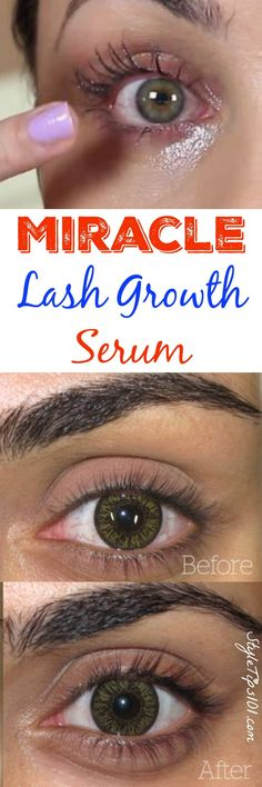 Eyelash Growth Diy Beautiful Diy Natural Eyelash Growth Serum Step by Step Tutorial. Natural Eyelash Growth, Eyelash Growth Serum, Eye Serum, Coaching, How To Grow Eyelashes, Lashes Grow, Natural Eyelashes, Hair Growth, Skin Care Tips