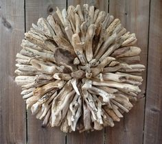 driftwood wall art - Google Search