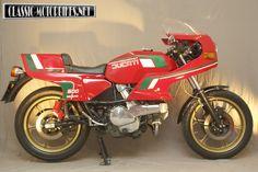 Ducati Pantah 500 - CB