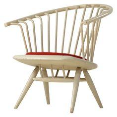Crinolette chair by Ilmari Tapiovaara, labeled Asko | 1stdibs.com