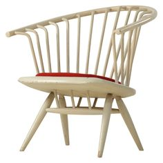 Crinolette chair by Ilmari Tapiovaara, labeled Asko | 1stdibs.com