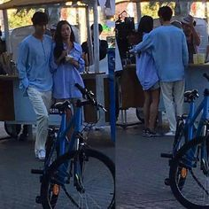 160917 #이민호 #イミンホ #LeeMinHo #전지현 #junjihyun in  #barcelona #Spain…