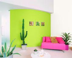 Verde Lima Refrescante