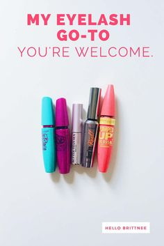 Beauty is pain. But it's so worth it. Say hello to my eyelashes.   http://www.hello-brittnee.com/2016/04/my-eyelash-secrets-youre-welcome.html