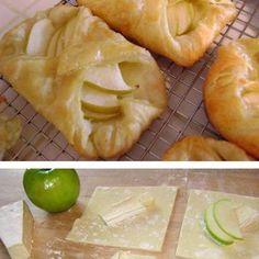 Apple Brie Tarts