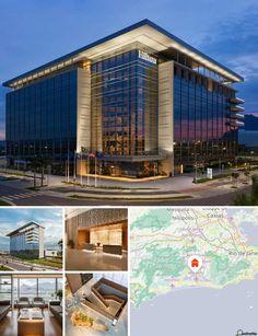 Hilton Barra Rio de Janeiro (Rio de Janeiro, Brasil)