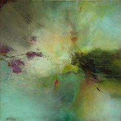 """Agnes Lang, """"Chlorella"""" Mit einem Klick auf 'Als Kunstkarte versenden' versenden Sie kostenlos dieses Werk Ihren Freunden und Bekannten."""