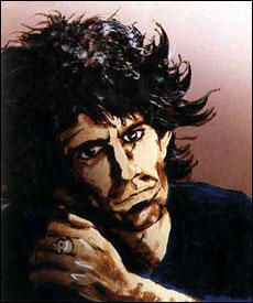 The Rolling Stones. Ronnie Wood Art, Rolling Stones Album Covers, Ron Woods, Funny Caricatures, Charlie Watts, Rocker Chick, Greatest Rock Bands, King Richard, Selling Art Online