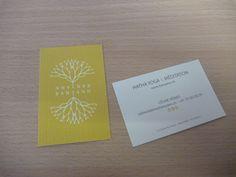 cartes de visite #yoga #meditation #bienetre #banyann Yoga, Carte De Visite, Cards