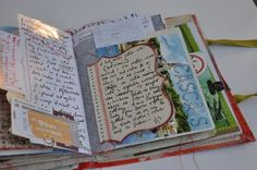 .chap book - art journal