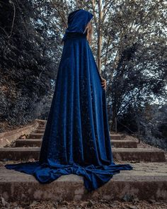 Queen Aesthetic, Princess Aesthetic, Witch Aesthetic, Blue Aesthetic, Fantasy Magic, Fantasy Witch, Dark Fantasy, Fantasy Art, Ravenclaw