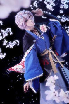 歌仙兼定 - ANNA Kasen Kanesada Cosplay Photo - Cure WorldCosplay