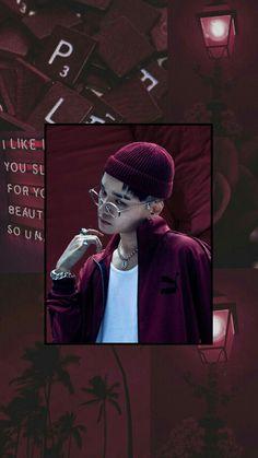 K Pop, Aesthetic Iphone Wallpaper, Aesthetic Wallpapers, Hip Hop, Kwon Hyuk, R&b Artists, Kpop Drawings, Jay Park, Korean Aesthetic