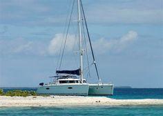 Eleuthera 60 Katamaran-Charter, 4 cabins, 8+2 berths. Available for charter in Croatia.
