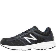 a81226a5aa New Balance M460 V2 Neutral Mens Running Shoes Black/White #NewBalance  #RunningShoes Schwarze