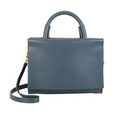Cambiaghi Mini Thailina Flap Work Bag at Barneys.com