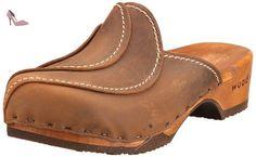 82, Chaussures femmeMarron-TR-J4-49, 40 EU