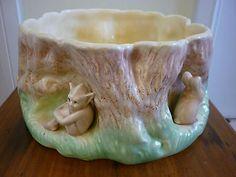 Sylvac Pottery Rabbit Pixie Bowl No 1514