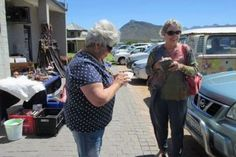 Off the Track Bizarre is a true community Market for the people by the people in heart of Pringle Bay.