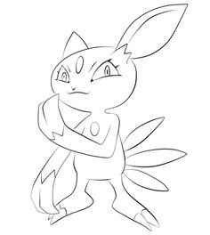 quilava pokemon coloring pages - photo#38