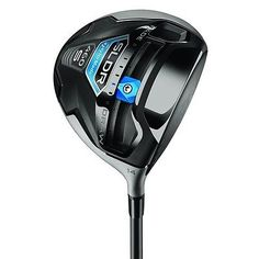 Left Handed Taylormade Golf Clubs Sldr S 14 Driver Senior Very Good