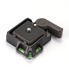 Foto4easy Camera Camcorder Tripod Monopod Ball Head Quick Release QR Plate * Read more reviews of the product by visiting the link on the image.