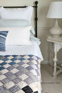 Savvy Southern Style How To Make A White Room Feel Cozy