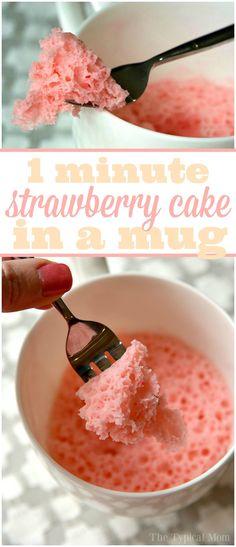 mug cake microwave easy 3 ingredients ~ mug cake ; mug cake microwave ; mug cake recipe ; mug cake microwave easy ; mug cake microwave easy 3 ingredients ; mug cake microwave healthy ; mug cake keto ; mug cake healthy Single Serve Desserts, Easy To Make Desserts, Köstliche Desserts, Easy Cake Recipes, Delicious Desserts, Dessert Recipes, Reese's Recipes, Health Desserts, Dinner Recipes