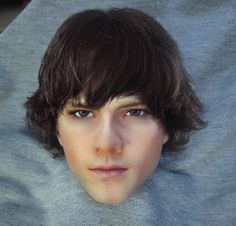 1/3 Size Jared Padalecki Sam Winchester BJD Head from by natrume, $137.00