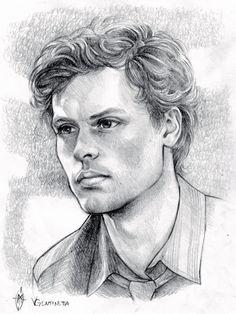 Spencer Reid 04 by whiteshaix