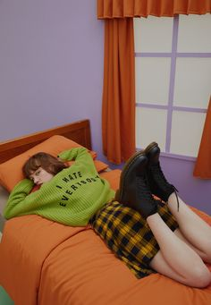 British label Lazy Oaf links with animated character Daria Morgendorffer to create an angst ridden collection reflecting the high-school teenager cynical view on life. Grunge Style, Soft Grunge, Lazy Outfits, Cool Outfits, Casual Outfits, Asian Fashion, 90s Fashion, Dr. Martens, Goth Make Up