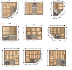Sauna Hammam, Infrarot Sauna, Sauna House, Sauna Heater, Diy Sauna, Steam Sauna, Sauna Room, Basement Sauna, Steam Room Shower
