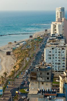 """On the shore of the Mediterranean Sea is Tel Aviv, whose fun-loving residents and secular, relaxed way of life are a unique contrast to the Holy City."" Israel: the Bradt Guide; www.bradtguides.com"
