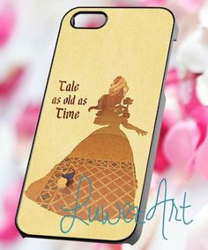 Belle the beauty and the beast quoteiPhone 4/4s/5 by LuwezArt, $15.00