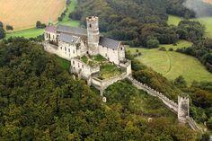 Bezděz Castle, Czechia