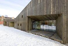 FAGERBORG KINDERGARDEN, Oslo, 2010 - Reiulf Ramstad Arkitekter