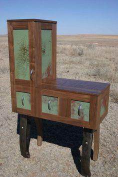 Doug Ricketts - Artist - Furniture Maker